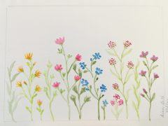 Wildflower Doodle