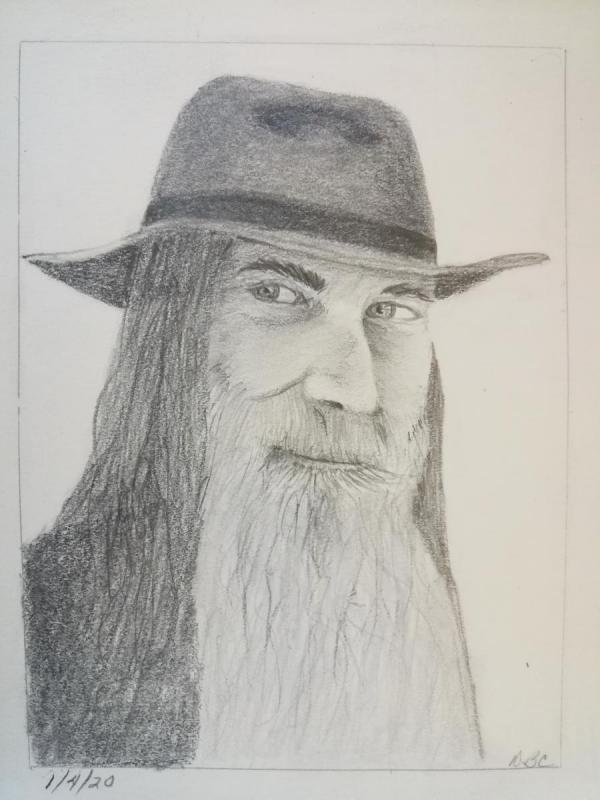 01-04-Long Beard Man