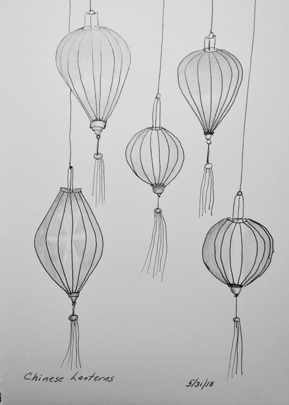 05-31-18 - Chinese Lanterns