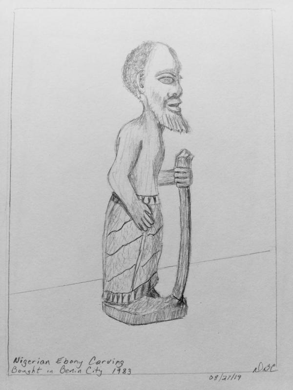08-27- Nigerian Man -ebony