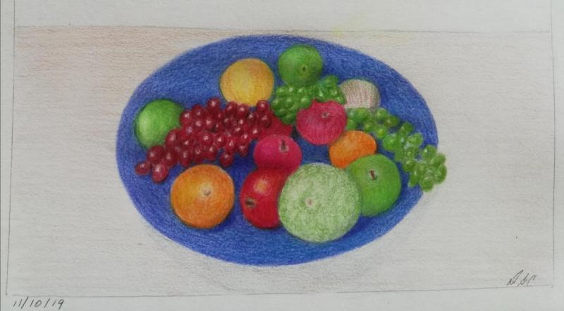11-10- Fruit Plate