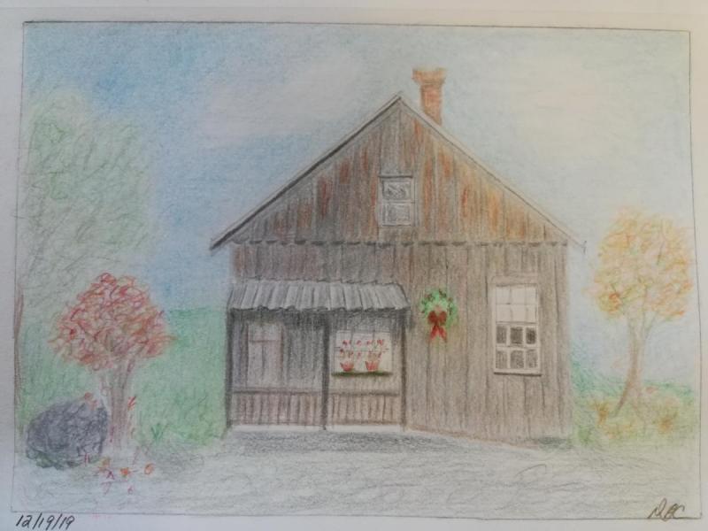 12-19- Shenandoah Metal House
