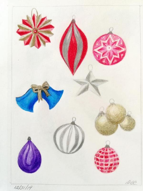 12-31-19- Ornaments